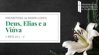 Deus, Elias e a viúva