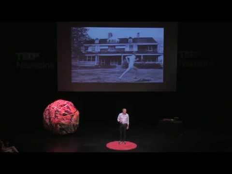 Get into your play - wisdom from Dr. George Sheehan: Tim Sheehan at TEDxNavesink