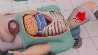 We tried playing God in Surgeon Simulator 2