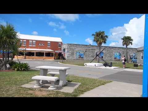 Bermuda Cruise Ship Port Tour - King's Wharf, Bermuda