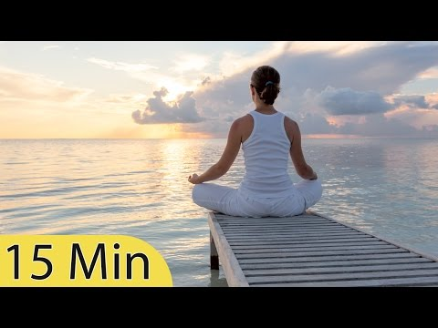 15 Minute Super Deep Meditation Music: Relax Mind Body, Inner Peace, Relaxing Music, �B