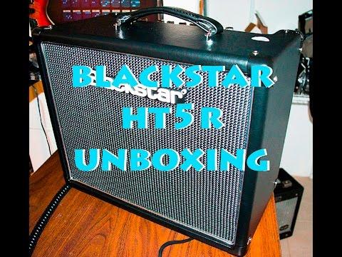 blackstar ht5r unboxing youtube. Black Bedroom Furniture Sets. Home Design Ideas