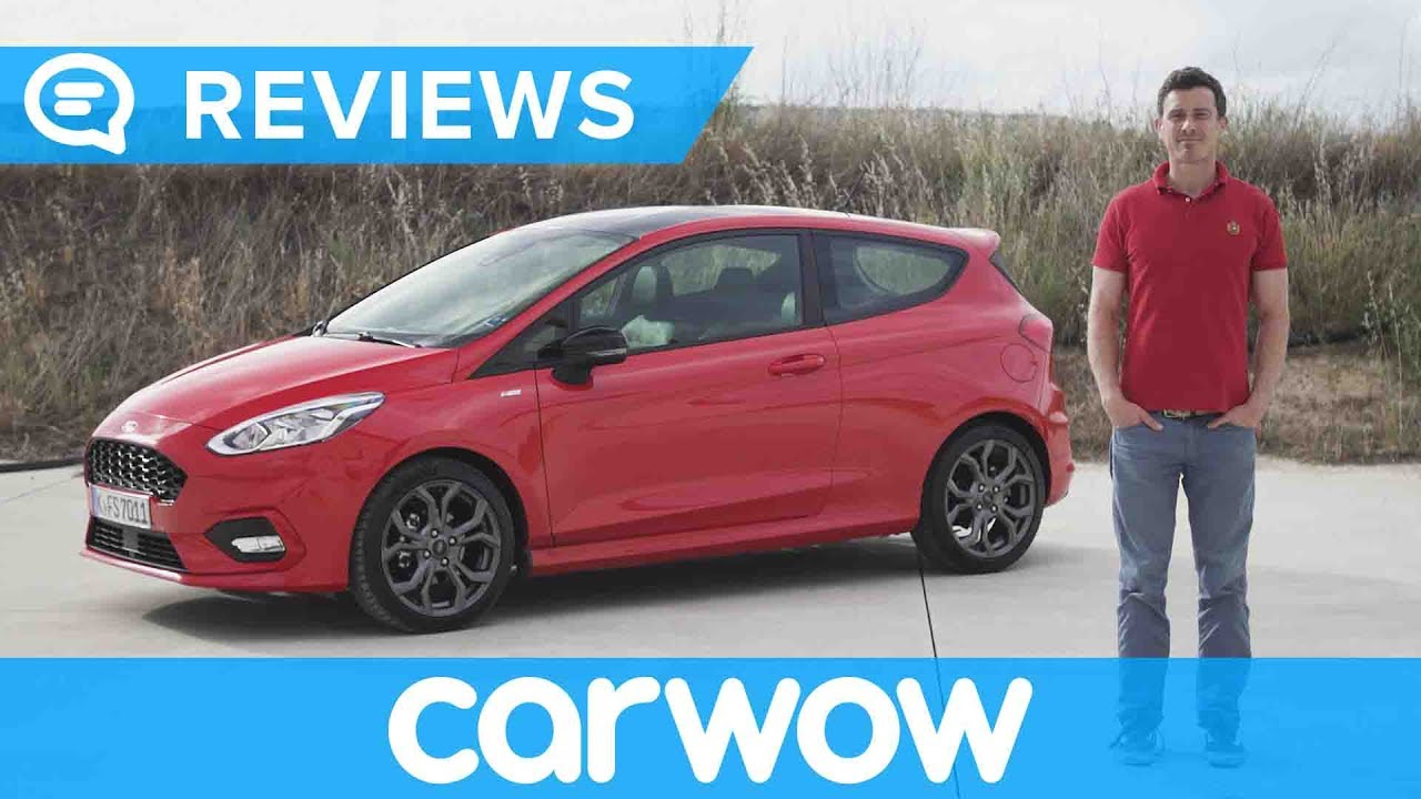 New Ford Fiesta 2018 Review The Best Small Car Mat Watson Reviews