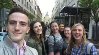 Concordia University Texas Travel Course Budapest