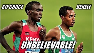 Eliud Kipchoge's EPIC BATTLE With Kenenisa Bekele || The COMPLETE RACING HISTORY DOCUMENTARY (HD)