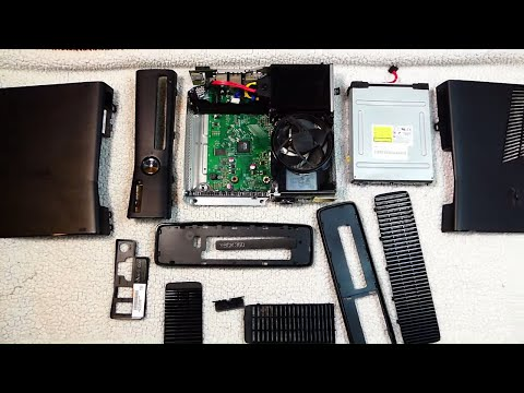 Trying to FIX a *DESTROYED/BROKEN* Xbox 360 Slim!