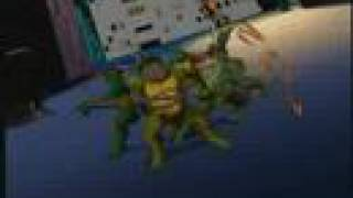 Teenage Mutant Ninja Turtles Intro Edit (2003 series with 1987 theme)