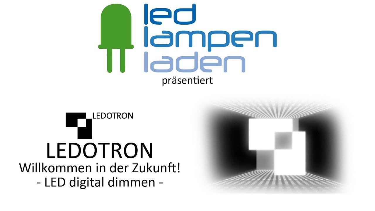 OSRAM LED Lampen | LEDOTRON - Die Zukunft des Dimmens | Ihr LED ...