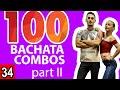 Gambar cover Bachata Tutorial 34: 25-50 Bachata Combos Marius&Elena Bachata