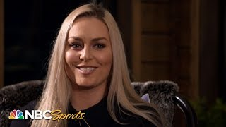 Lindsey Vonn reflects on her incredible skiing career | NBC Sports