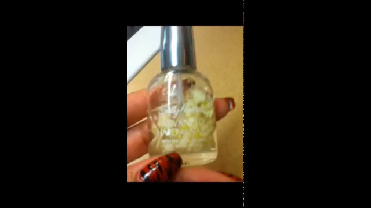 How to grow long hard nails - YouTube