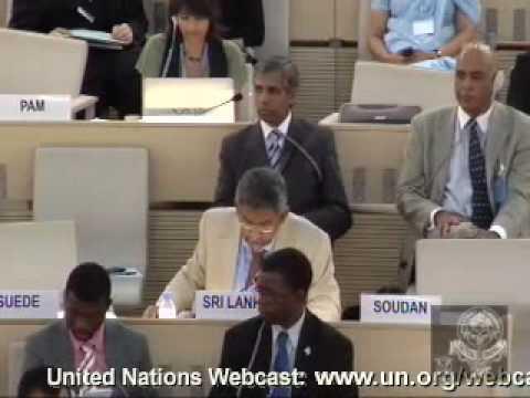 Sri Lanka strike back at Tamil Human Rights Commissioner Navi Pillay