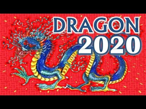 Dragon Horoscope 2020 | Born 1928, 1940, 1952, 1964, 1976, 1988, 2000, 2012