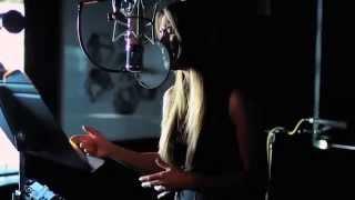 In the studio with Nicole Scherzinger -