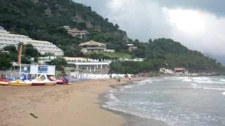 Корфу Греция Пляжный отдых 2016(Корфу Греция Пляжный отдых 2016 Сентябрь., 2016-10-28T20:02:41.000Z)