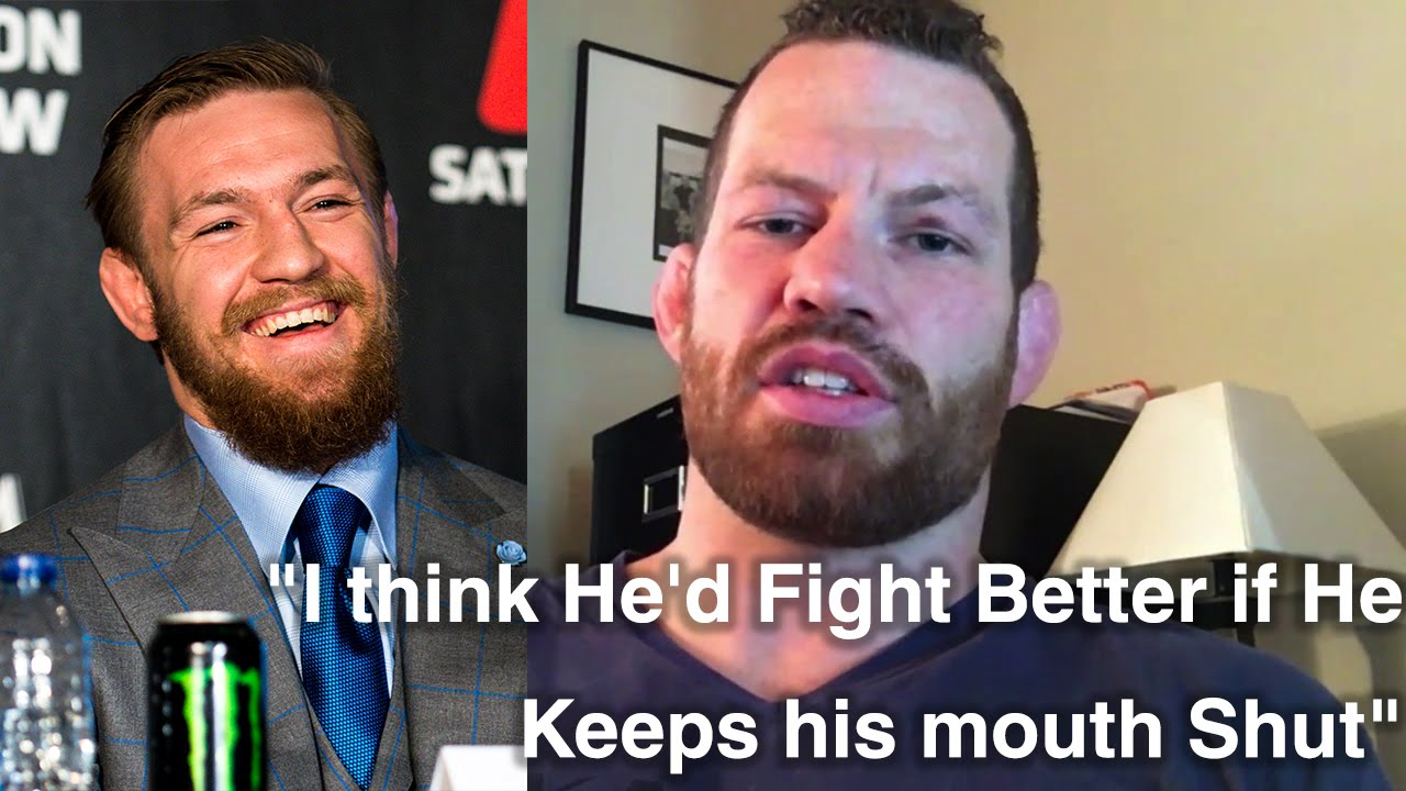 Nate Marquardt gives some advice to Connor McGregor and Holly Holm, talks about his Fighting