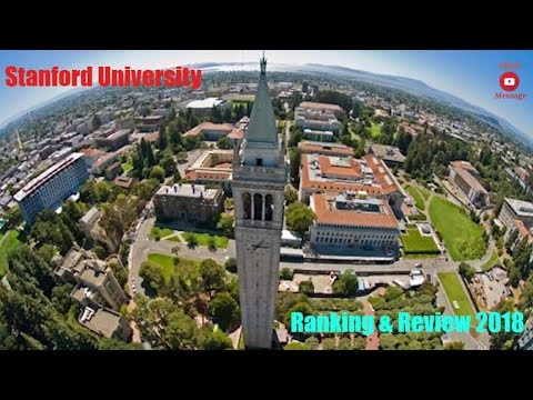Stanford University Campus Live |  Ranking & review 2018 | Easy To Get Admission !!!