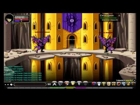 AQW 13 Lords of Chaos - Dwarfhold