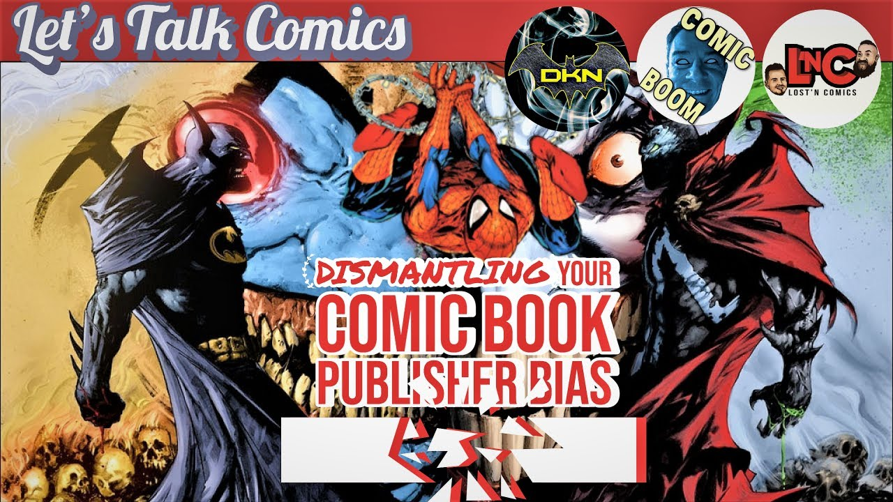 Breaking Outside Your Comic Book Comfort Zone | Let's Talk Comics