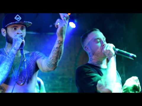 Lil Wyte @ Simons After Dark....Allen Park, MI 2-20-2016