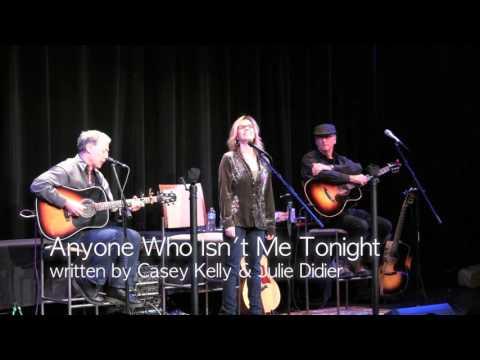 Anyone Who Isn't Me Tonight / Casey Kelly
