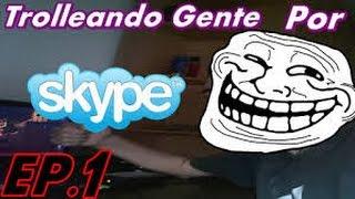 Un comienzo Porno | Skype Troll | #1