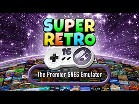 super retro 16 full apk 2018