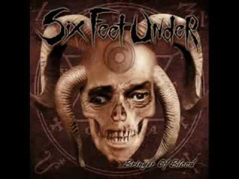 Six Feet Under - My hatred