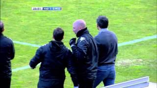 Gol de Patrick Ebert (1-0) en el Real Valladolid - RCD Mallorca - HD