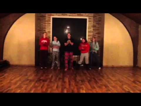 6th grade girls dance at girls retreat - you don't know you