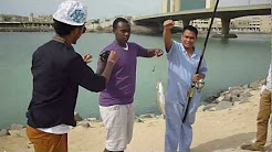 King Fahd Armed Forces Hospital (fishing with rey cruz)