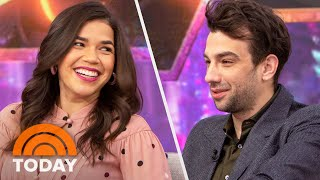 America Ferrera And Jay Baruchel Talk 'How To Train Your Dragon' | TODAY