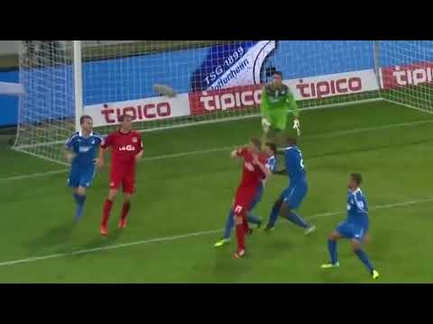 Мистика или гол-призрак в матче Бундеслиги