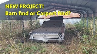 Plymouth Fury Restoration PROJECT!