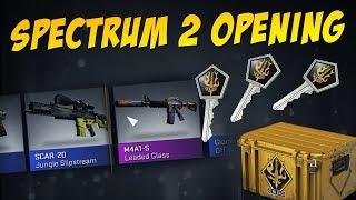 CS:GO - Spectrum 2 Case Opening