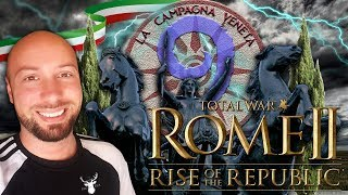 Polenta e Osei | La Campagna Veneta #9 | Total War: Rome2 Rise of the Republic ( Gameplay HD ITA )