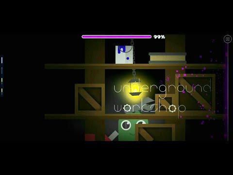 Underground Workshop By Knots   Geometry Dash