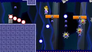 Dangerous Suwako-chan - Stage 5-2 ( Masochism ) World 5 Gameplay