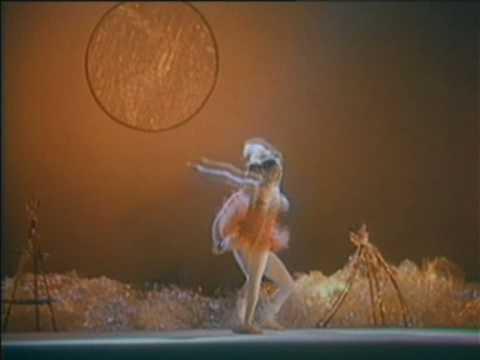 Igor STRAVINSKY FIREBIRD-Ballet Kirov-part-1/5