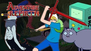 What If Adventure Time Was A 3D Anime Part 26: Adventure Rebirth!