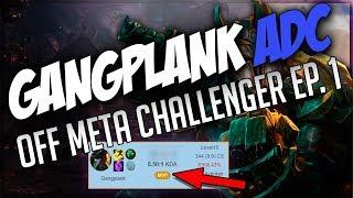 Off Meta Challenger - AD GP BOTLANE #1