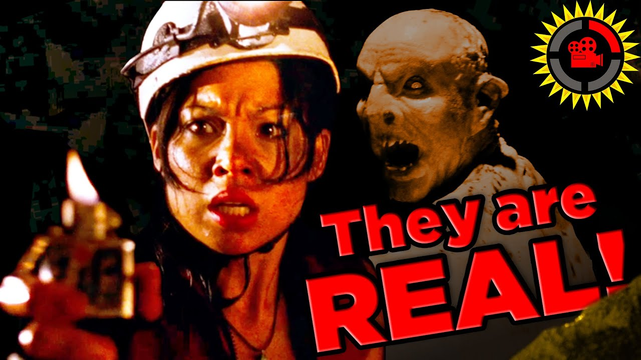 Download Film Theory: The Scary Monsters Living Under Your Feet! (The Descent)