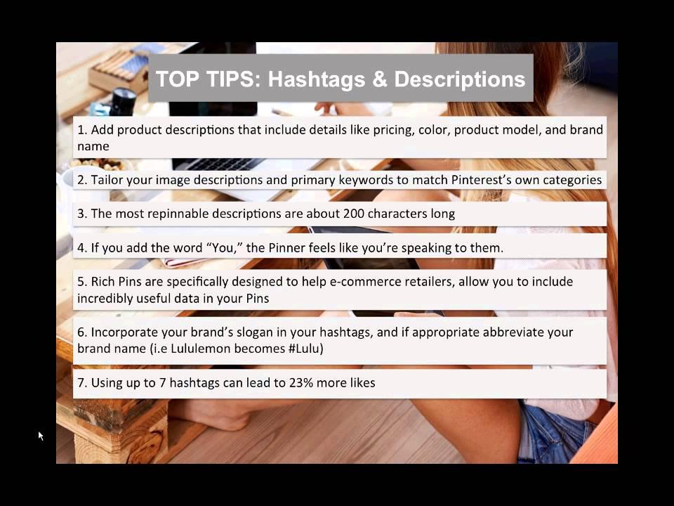 The Ultimate Webinar For Pinterest And Instagram Marketing For Home Decor  Brands