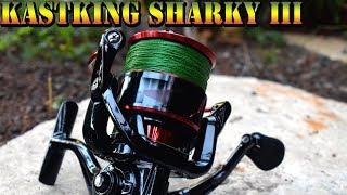 The BEST $50 Reel of 2018? KastKing Sharky III Fishing Reel Review - KastKing Sharky 3 2000-5000