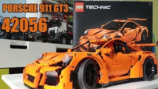 KUPILIŚMY PORSCHE 911 GT3 RS - LEGO TECHNIC 42056