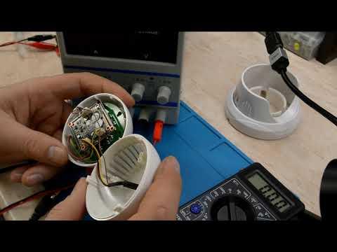 Ремонт камер видеонаблюдения своими руками