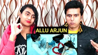 Aarya-2 Uppenantha Video | Allu Arjun Reaction | Allu Arjun Song Reaction | Telugu Reaction |