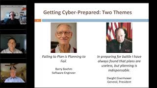 Getting Cyber Prepared:  Incident Response & Business Continuity