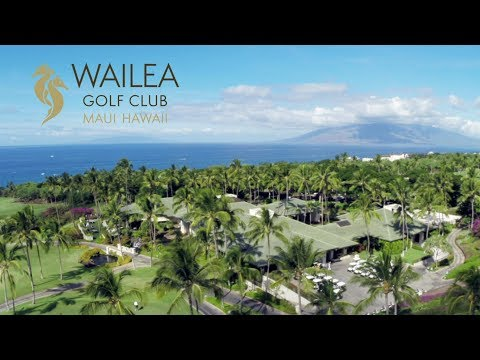 Wailea Golf Club - Maui
