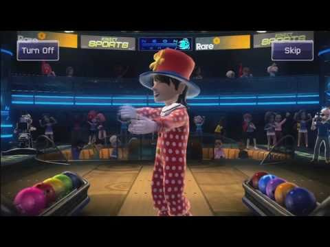 Use your avatar clothing in Kinect Sports